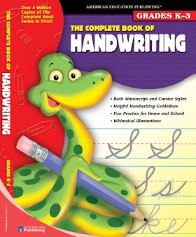 Complete Book of Handwriting