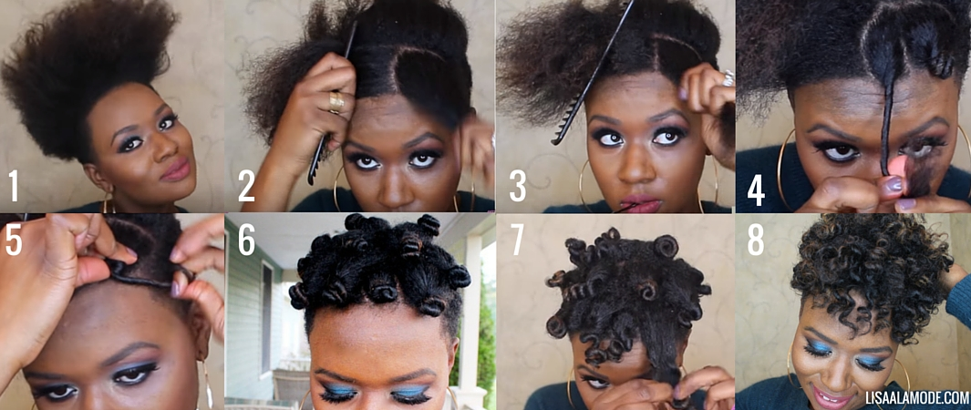 Bantu-knot-tutorial
