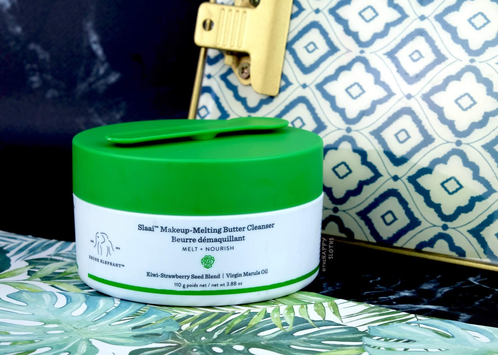 Drunk Elephant | Slaai Makeup-Melting Butter Cleanser: Review