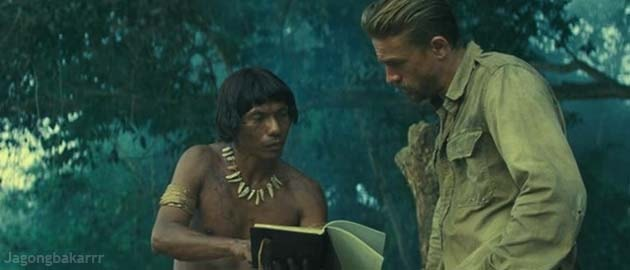 ringkasan film lost city of z petualangan
