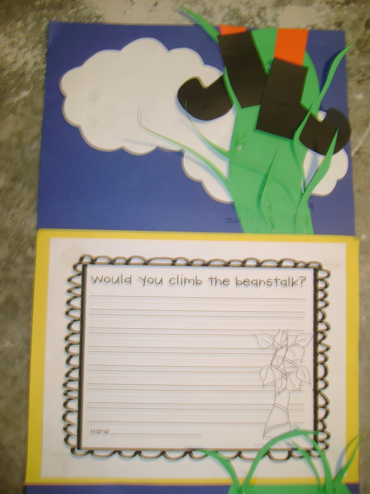 Jack and the Beanstalk Resources