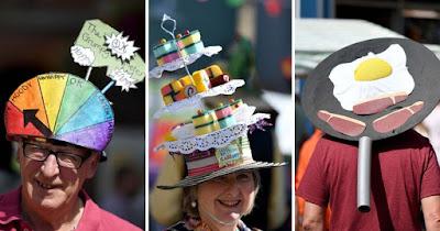 Το φεστιβάλ καπέλου του Bridport είναι εύκολα το πιο γελοίο φεστιβάλ στον κόσμο