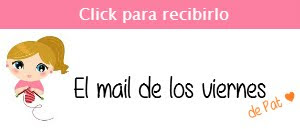 Recibe mis mails de los viernes