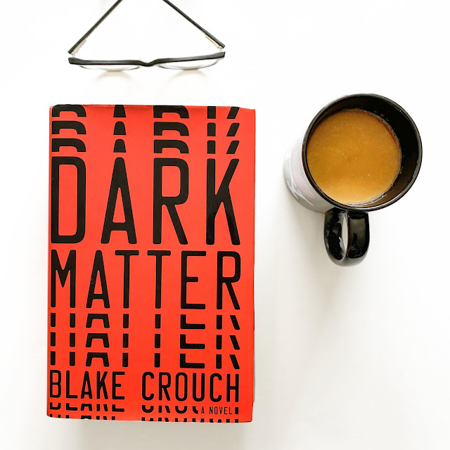 Dark Matter - Book Review - Incredible opinions