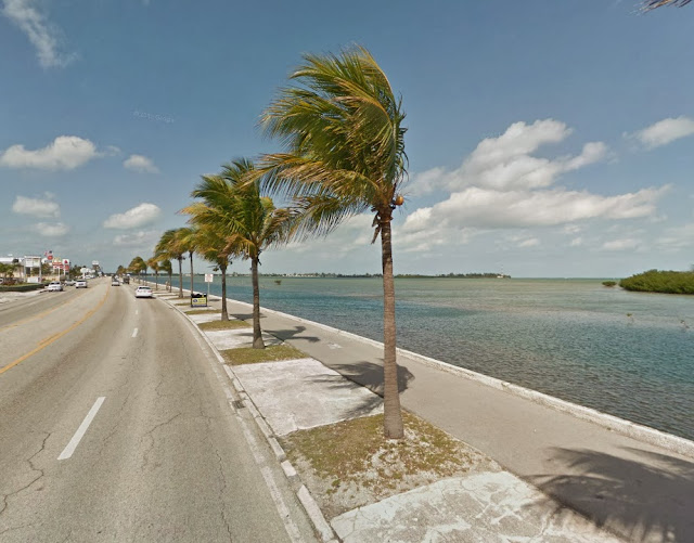 como ir desde miami a key west