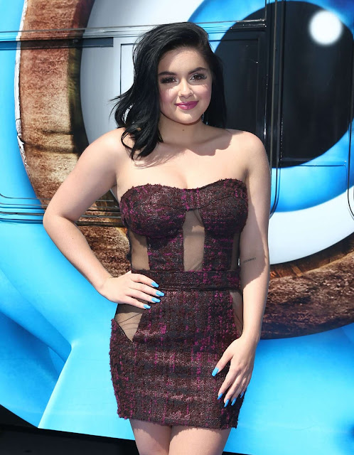 Ariel Winter – 'Smurfs: The Lost Village' Premiere in Los Angeles