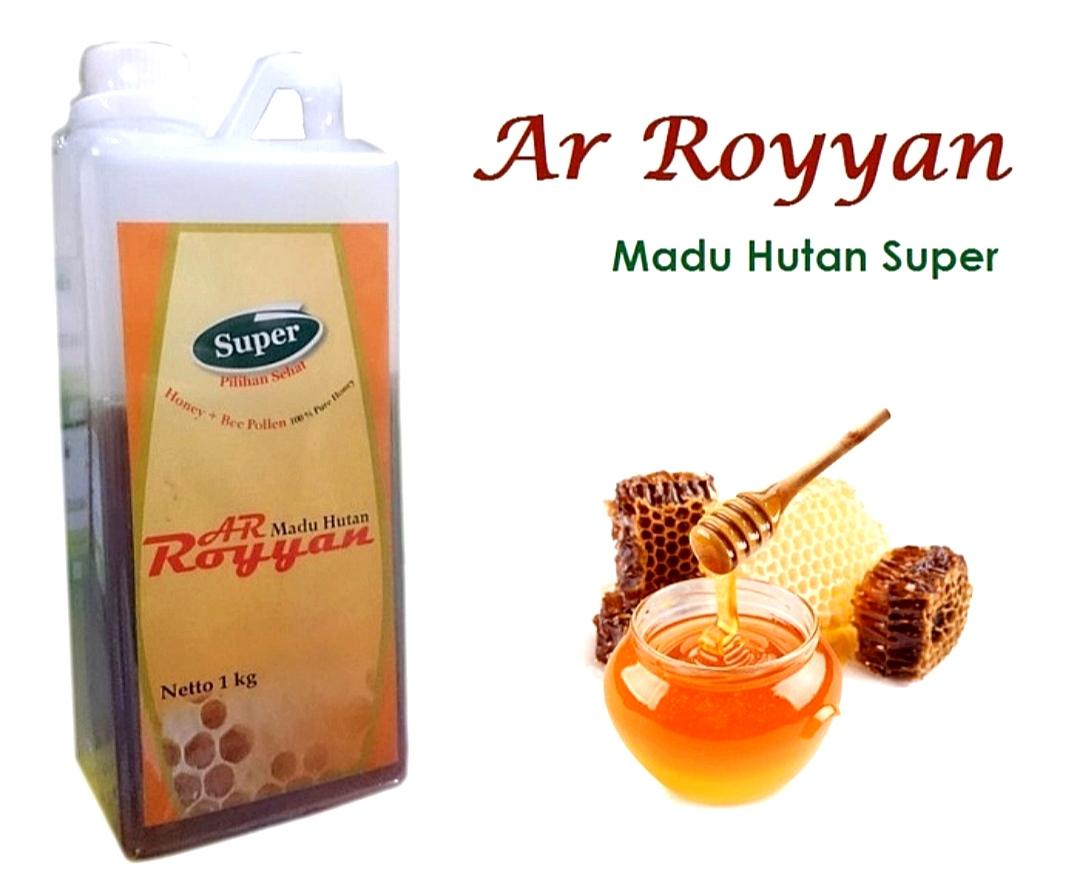 Jual Madu Murni Hutan Super Ar - Royyan