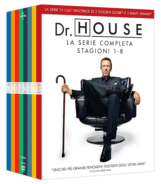 Dr. House: Medical Division Home Video