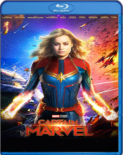Captain Marvel [2019] [BD50] [Latino]