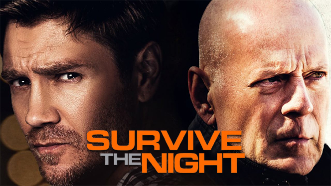 Survive the Night (2020) Web-DL 720p Latino-Ingles