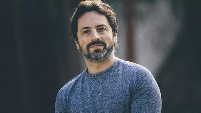 Biodata dan Profil Sergey Brin