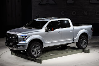 Ford Atlas Concept Detroit