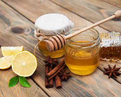 Natural skin cleaners