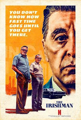 The Irishman - Poster