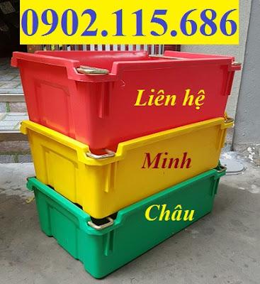 Thùng nhựa công nghiệp, thùng nhựa có quai sắt, thùng đựng bulong ốc vít, hộp nhựa công nghiệp, hộp nhựa có quai sắt, hộp đựng bulong ốc vít, 0