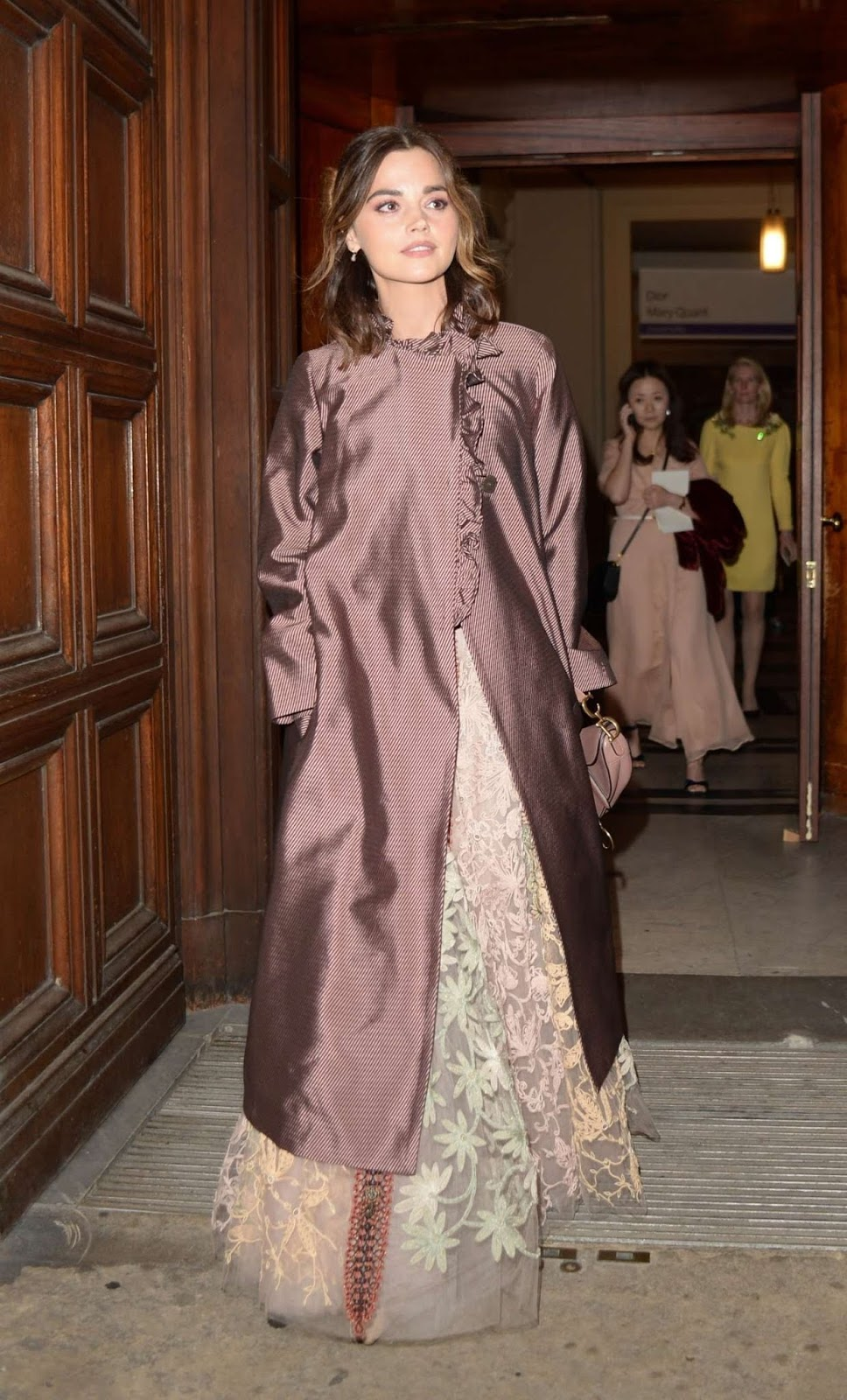 Jenna Coleman – The V&A Summer Party 2019 in Partnership with Dior in London