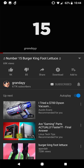 Download YouTube Vanced APK v14.21.54 [NO ROOT] [AD-FREE & BACKGROUND PLAY]