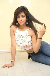 Deekshita Parvathi in a short crop top and Denim Jeans Spicy Pics Beautiful Actress Deekshita Parvathi January 2017 CelebxNext (184).JPG