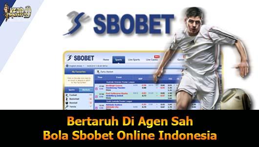 Bertaruh Di Agen Sah Bola Sbobet Online Indonesia