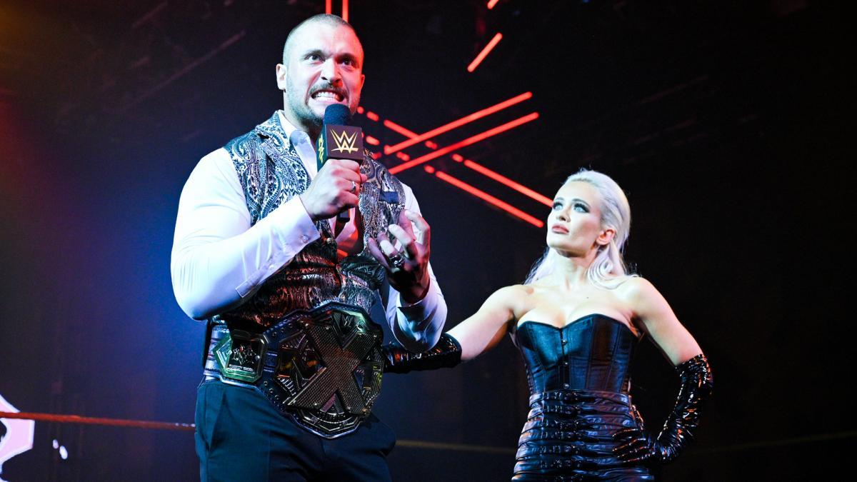 Grande rivalidade pelo NXT Championship tem o seu início