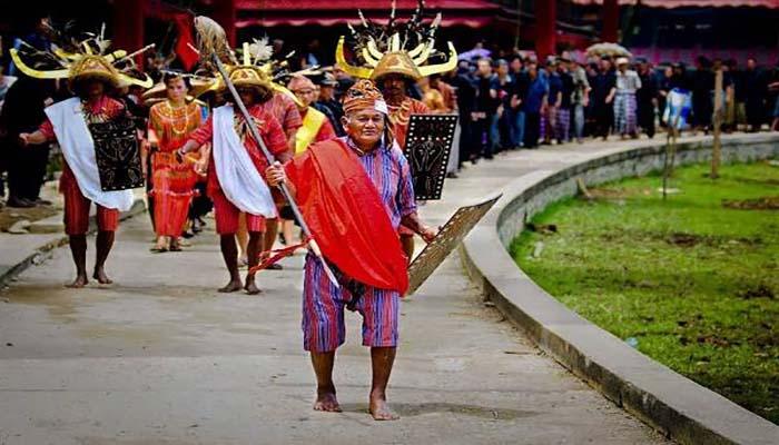 Tari Ma'randing, Tarian Tradisional Dari Toraja Sulawesi Selatan