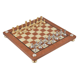 Remarkable Chess Board Collection by shazé