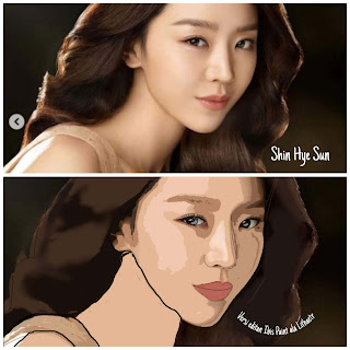 aktris korea terpopuler