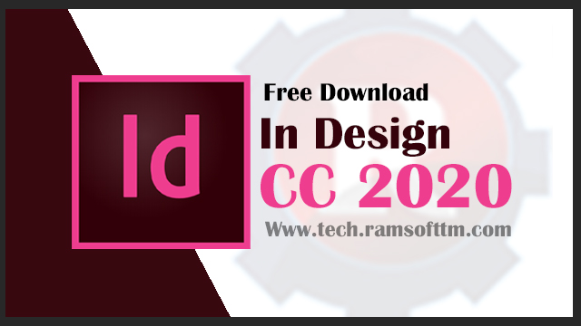 Adobe In Design CC 2020 Free Download [Direct Link]