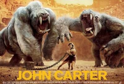 John Carter 2012 Full Movies Hindi English Telugu Tamil 480p HD