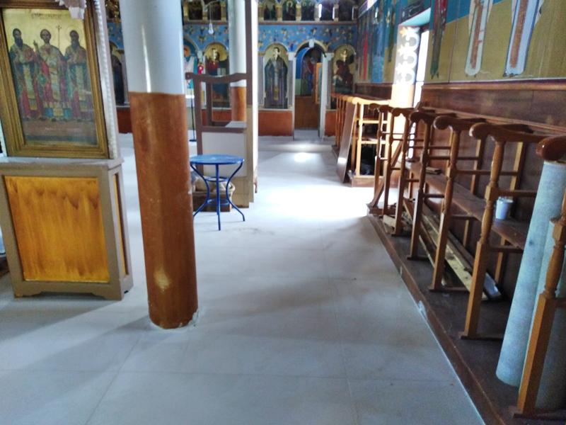 Λάγκα, Άγιος Νικόλαος