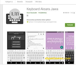 keyboard aksara jawa android terbaik