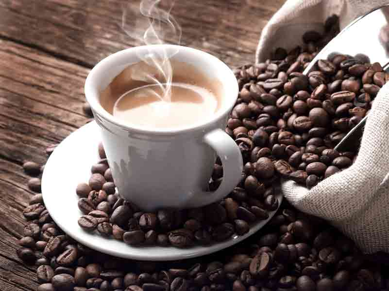 health benefits of drinking coffee daily