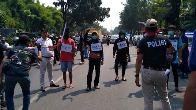 Polres Tangsel Rekontruksi Tawuran Pelajar Disertai Pembunuhan Berencana