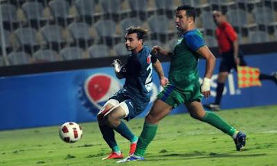 ملخص اهداف مباراة انبي ومصر المقاصة (2-0) الدوري المصري