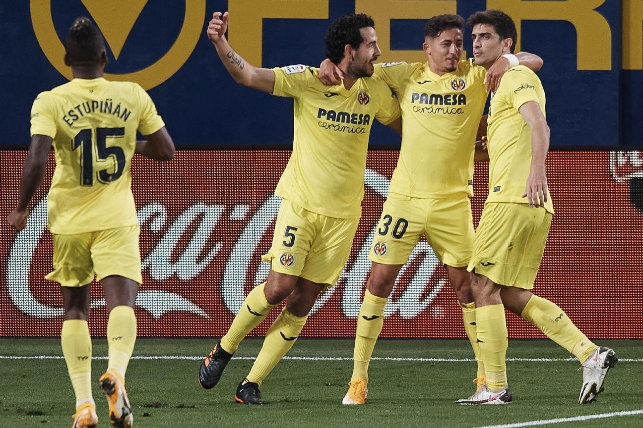 Villarreal 1-1 Real Madrid resumen del partido
