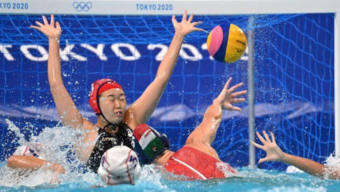 Tokió 2020 - A házigazdák elleni sikerrel negyeddöntős a női vízilabda-válogatott