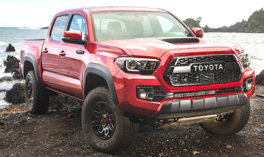 2019 Toyota Tacoma Redesign  Cars Authority