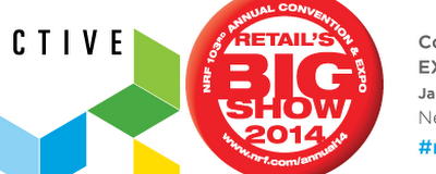 Can't wait for NRF's BIG Show 2014!