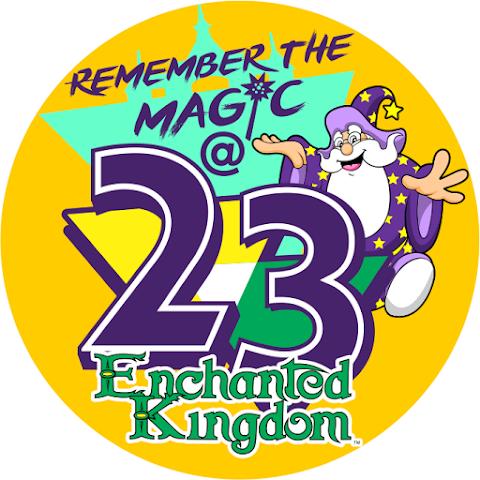 23 Magical Years at Enchanted Kingdom