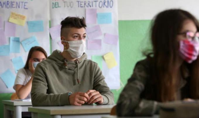 Piemonte, superiori in classe il 18 gennaio