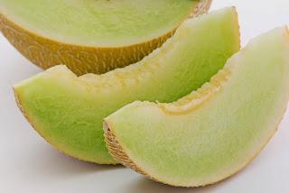 Gambar Buah Melon Segar  Aku Buah Sehat