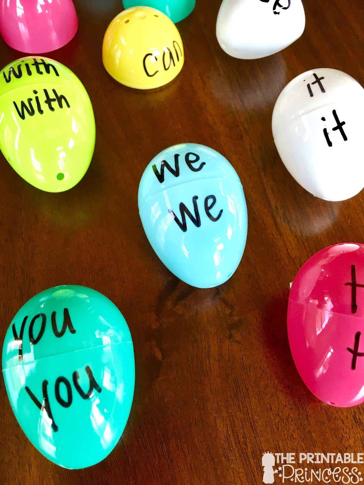Easter Egg Literacy Activities for Kindergarten {Freebies Included ...