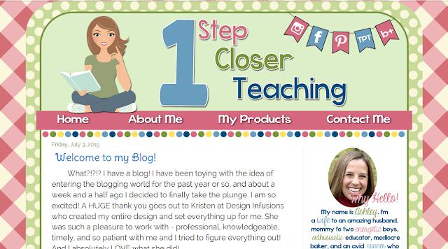 www.1stepcloserteaching.blogspot.com