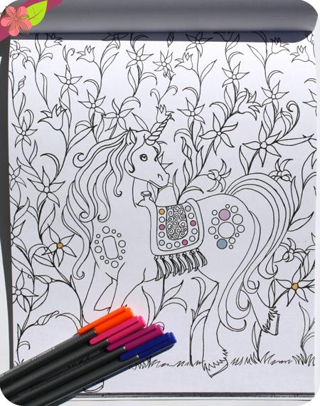 Coloriages merveilleux - Gründ