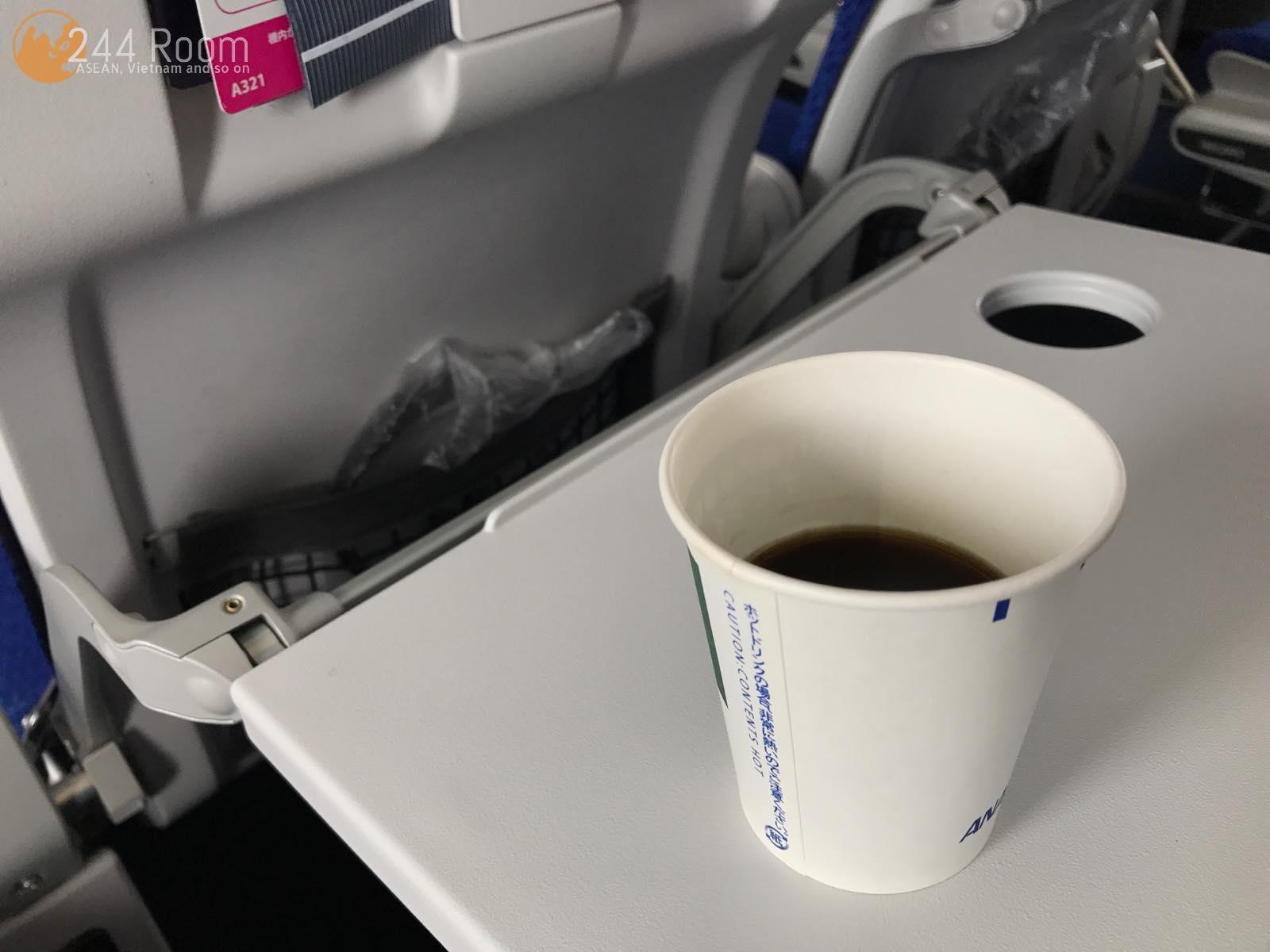 Flight ANA573-A321座席 Seat3