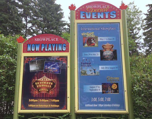 Canada's Wonderland Events - International Showplace