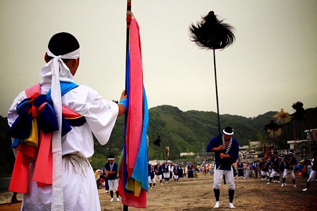 Daimyo's Retinue Festival, Katsuura City, Chiba