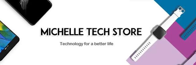 Michelle Tech Store - Uma loja que tens que seguir na Gearbest