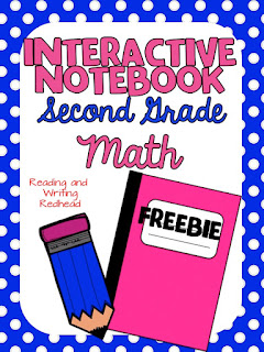 Interactive Notebook Second Grade Math -money