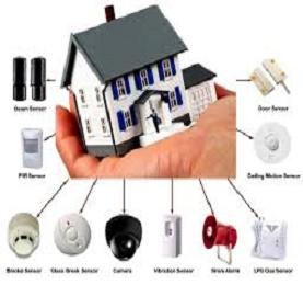 Jual Dan Pasang Alarm Pintu Sensor Gerak Berkualitas